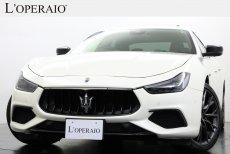 マセラティ ギブリ S Gransports ネリッシモPKG サンルーフ ドライバーアシスタンスPKG 【新車保証継承R5年6月迄】