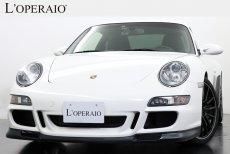 ポルシェ 911(Type997) Carrera 6MT Sport‐ChronoPKG 社外カップエアロ アダプティブスポーツシート 純正19インチスポーツデザインアルミホイール