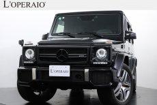 AMG Gクラスロング(ゲレンデヴァーゲン) G63L designo ExclusivePKG ブラック×レッドレザーシート ダイヤモンドステッチ サンルーフ 純正20インチアルミホイール