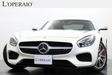 AMG GT S ExclusivePKG ダイヤモンドホワイト 正規ディーラー車