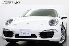 ポルシェ 911(Type991) Carrera PDK 左ハンドル Sport‐ChronoPKG スポーツデザインステアリング ポルシェエントリー&ドライブ BOSEサウンド
