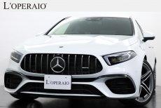 AMG Aクラス A45S 4MATIC+ AMGパフォーマンスパッケージ AMGアドバンスドパッケージ【新車保証継承R05年4月迄】