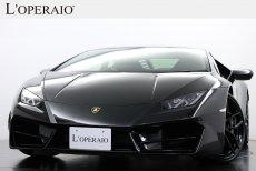 ランボルギーニ ウラカン LP580-2 オプション総額514万円 ワンオーナー 走行距離700km台 右ハンドル 純正20インチミマス鍛造アルミ ガラスエンジンフード&カーボンエンジンベイ カーボンブレーキ フロントリフティング
