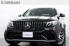 AMG GLCクラス GLC63S 4MATIC+coupe ワンオーナー AMGパフォーマンスステアリング ガラススライディングルーフ 【新車保証継承R04年4月】