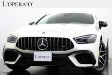 AMG GT 63S 4MATIC + Edition1 特別仕様車 ED1専用エアロパーツ AMGパフォーマンスPKG AMGエクステリアナイトPKG 【新車保証継承令和4年7月迄】