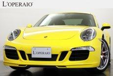 ポルシェ 911(Type991) Carrera S PDK カップエアロキット スポーツステアリング 整備記録簿完備