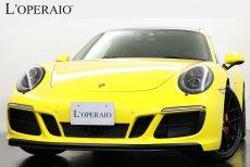 ポルシェ 911(Type991) Carrera GTS PDK 後期モデル ガラススライディングルーフ カーボンインテリア アダプティブクルコン レーンチェンジアシスト オプション総額約480万円以上