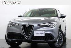 アルファロメオ ステルヴィオ 2.0 Turbo Q4 Luxury-PKG オプションカラー 【新車保証継承R4年7月迄】