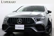 AMG Aクラス A45 S 4MATIC+ Edition1 全国200台限定  1オーナー 有償カラー 専用エアロ AMGパフォーマンスPKG アドバンストPKG【新車保証継承令和4年12月迄】