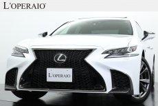 レクサス LS LS500 F SPORT Mark Levinson ムーンルーフ デジタルインナーミラー【新車保証継承令和6年6月迄】