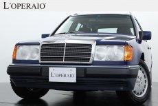 メルセデスベンツ Eクラス(ミディアムクラス) 300TE 正規ディーラー車 右ハンドル 整備記録簿多数有り サンルーフ