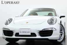 ポルシェ 911(Type991) Carerra PDK Sport‐ChronoPKG スポーツエキゾースト スポーツデザインステアリング