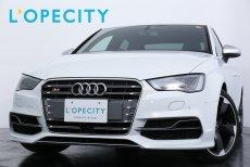 アウディ S3 Sedan 2.0quattro Urban Sport Limited 40台限定 フルタイム4WD LEDヘッドライト 【新車保証H31年11月迄】