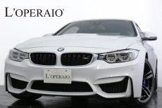 BMW M4 Coupe 6MT 正規ディーラー車 右ハンドル