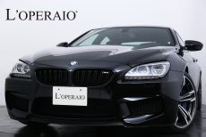 BMW M6 Gran Coupe 4.4L TwinTurbo 正規ディーラー車 左ハンドル Mパフォーマンス製カーボンスポイラー カーボンディフューザー