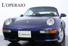 ポルシェ 911(Type993) Carrera Tip-s エアロバージョン 練馬2桁ナンバー継承可能 正規ディーラー車 30台限定車 後期バリオラムエンジン