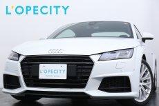 アウディ TTクーペ 2.0 TFSI Sラインパッケージ 地デジ LEDヘッドライト バーチャルコックピット 【新車保証H31年6月迄】