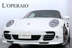 ポルシェ 911(Type997) Trubo PDK  Sport-ChronoPKG 1オーナー車 2011年後期モデル 正規ディーラー車 カレラレッドレザー ターボエアロキット【車検平成31年12月迄】