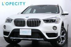 BMW X1 xDrive 25i xLine レーンキープアシスト アクティブクルーズコントロール オートテールゲート【新車保証H32年3月迄】
