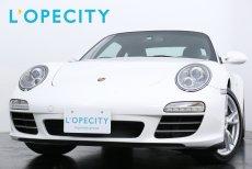 ポルシェ 911(Type997) Carrera4 PDK ダイナミックライトシステム PASM PSM  クルコン 【車検H31年4月迄】