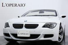 BMW M6 Cabriolet SMG-Ⅲ 5.0 正規ディーラー車 ブラウンレザー