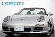 ポルシェ 911(Type997) Carrera4 Cabrioret PDK スポーツエキゾースト シートヒーター ベンチレーター ターボ用ブレーキキャリパー 【車検H31年7月迄】