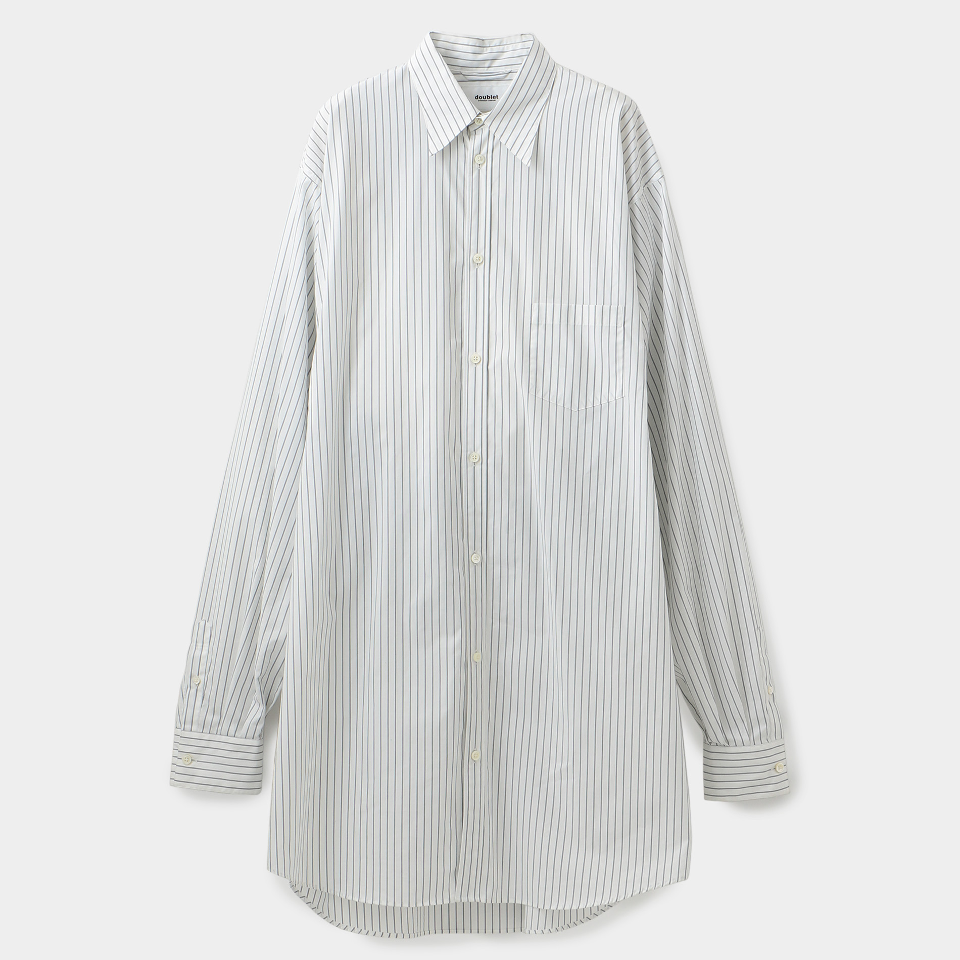 【doublet】MEN SURPRISE PATTERN SHIRT 19AW21SH68