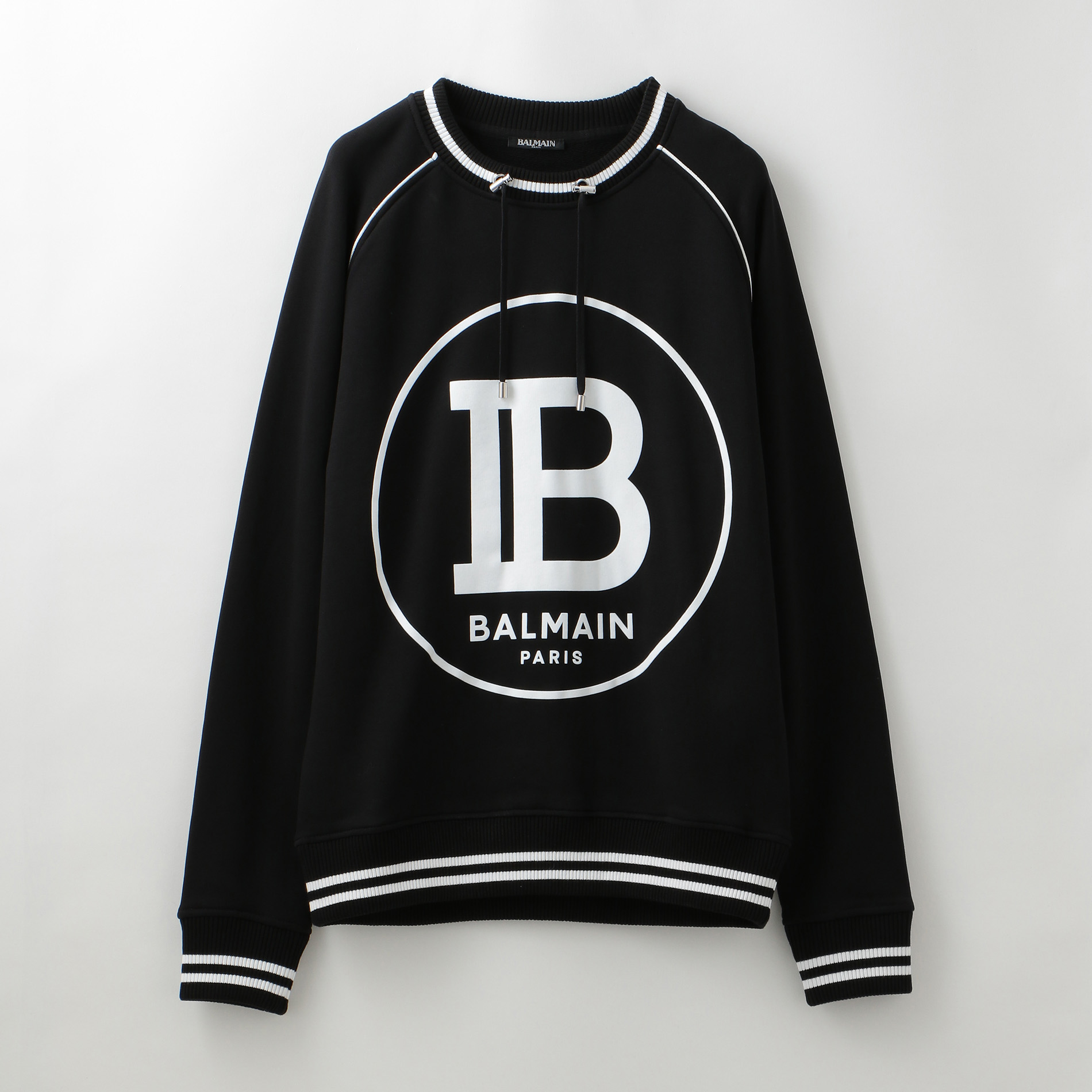 【BALMAIN】MEN BALMAIN SWEAT 92.3136.I214