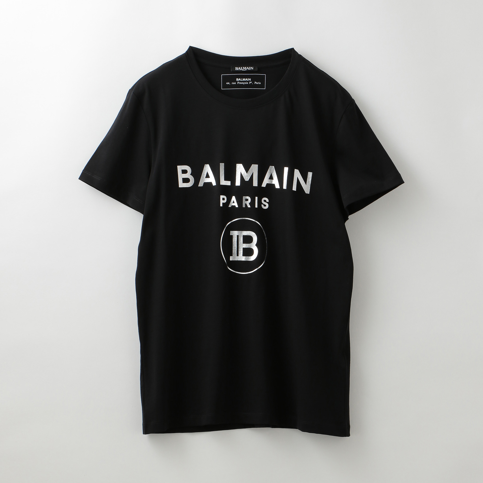 【BALMAIN】MEN BALMAIN T-SHIRT 92.1601.I194