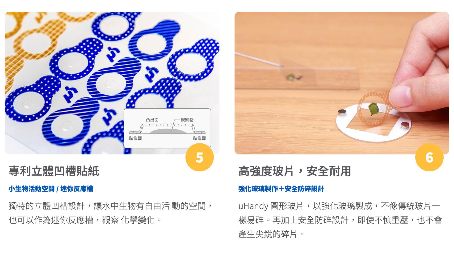 最受歡迎的 6 大產品特色(5&6)