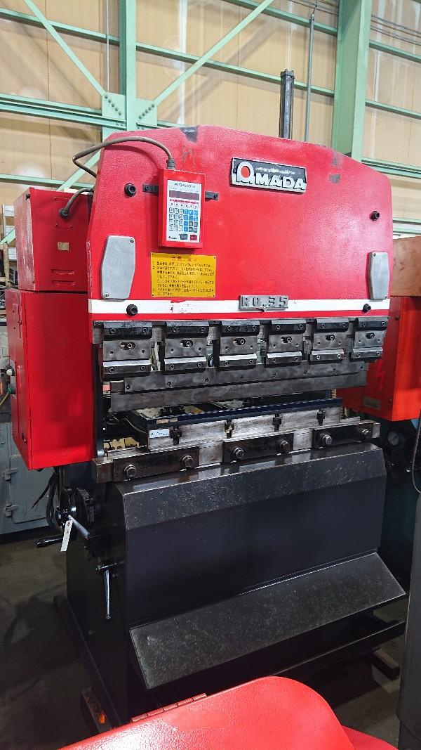 1200mm油圧ベンダー