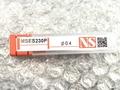 エンドミル 新品 NS TOOL MSES230P 0.4