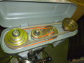 12mm自動送り付卓上ボール盤