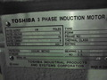 5.5kw標準横型モーター