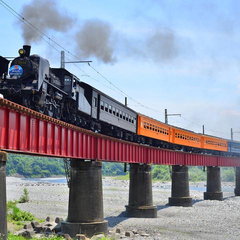 大井川第一橋梁周辺のサムネイル