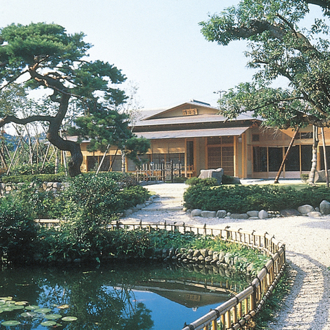 清水邸庭園のサムネイル