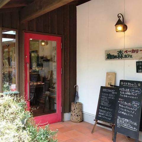 池田の森ベーカリーカフェのサムネイル