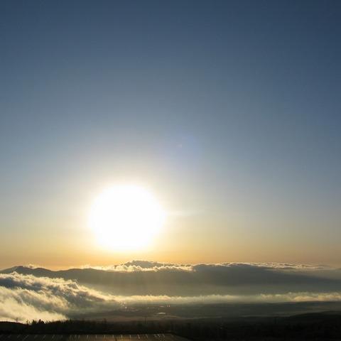 御殿場ルート五合目 (富士山からの日の出写真)のサムネイル