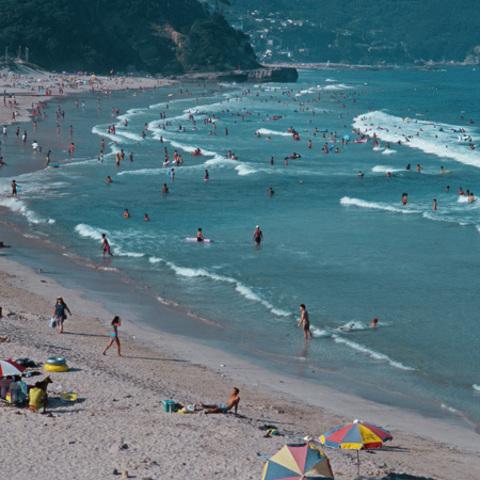 白浜海岸のサムネイル