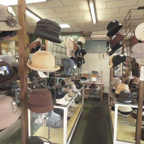 丸富帽子店のサムネイル