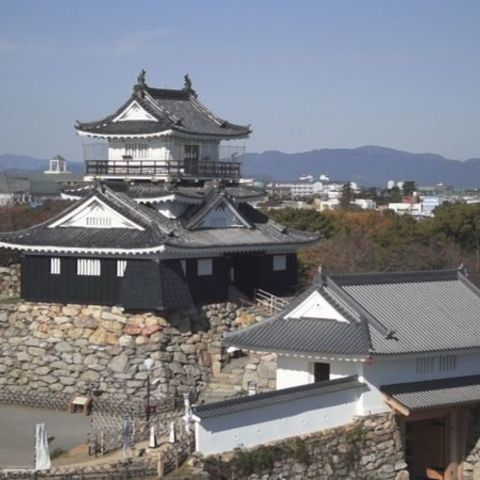 浜松城のサムネイル