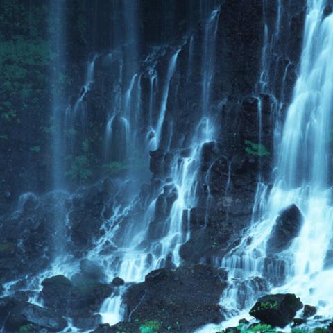 白糸の滝、音止の滝のサムネイル