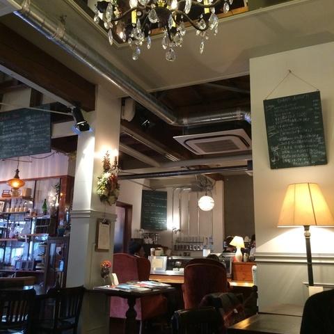 【閉店】Quiche Cafe Patina(パティーナ)のサムネイル