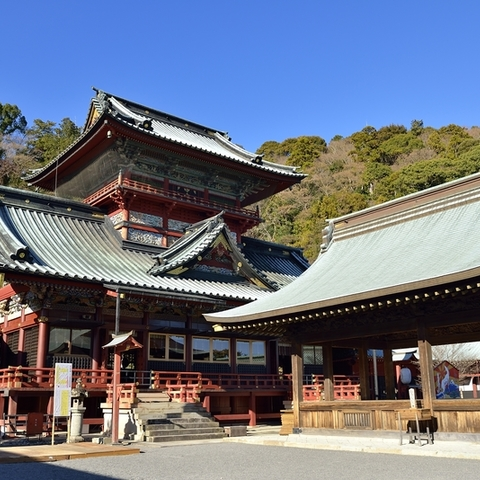 静岡浅間神社のサムネイル