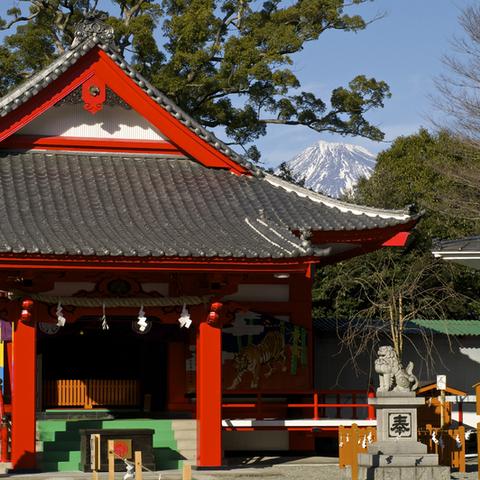米之宮浅間神社のサムネイル