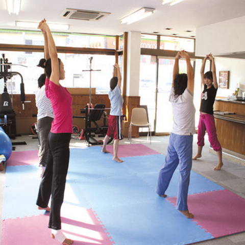 care&fitness AQUA  (アクア)のサムネイル