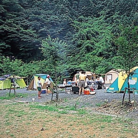 静岡市清水森林公園やすらぎの森 黒川キャンプ場のサムネイル