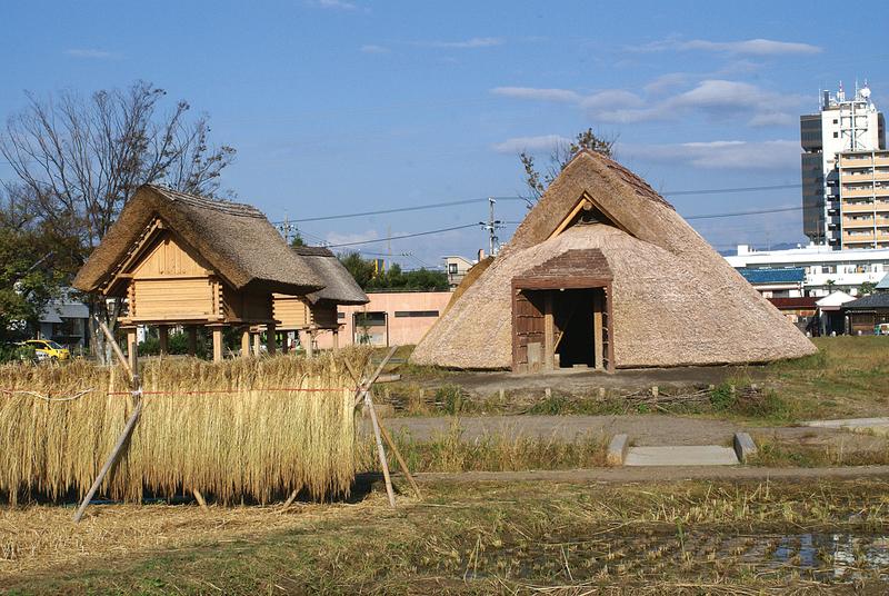 登呂遺跡・登呂博物館