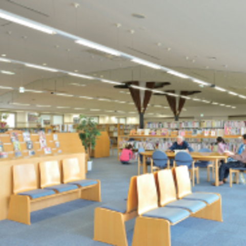 静岡市立清水興津図書館