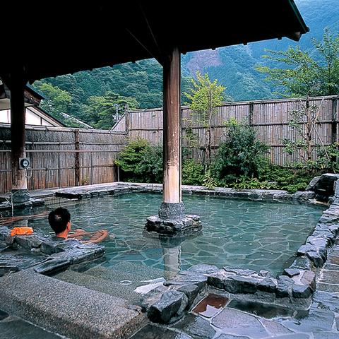 梅ヶ島新田温泉 黄金の湯のサムネイル